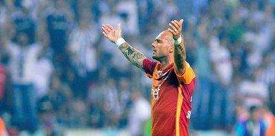 Sneijder'in ismi UEFA'ya bildirilmedi!