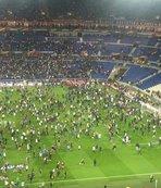 UEFA'dan Beşiktaş'a 1 yıl men