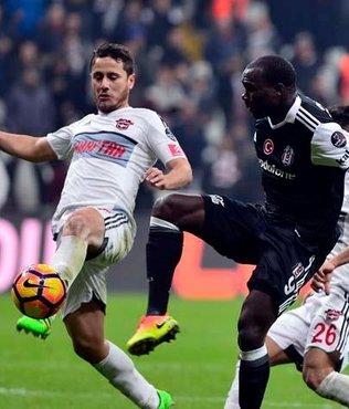 Beşiktaş, Gaziantepspor'a konuk olacak