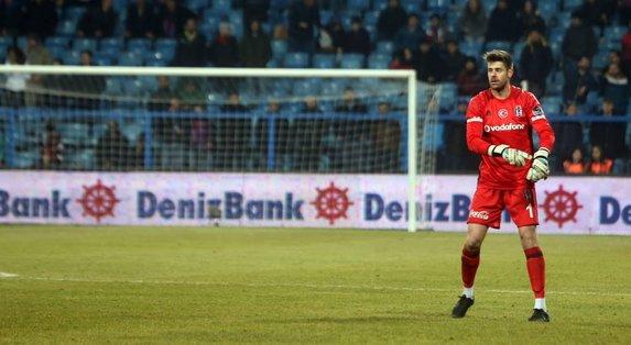 Beşiktaşlı taraftarlardan Fabri'ye tepki!