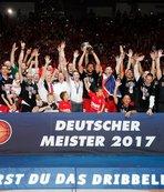 Almanya'da şampiyon Brose Bamberg oldu