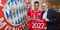 Tolisso, Bayern Münihte!
