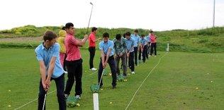 Golf dünyasının gözü Samsun'da