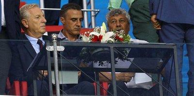Lucescu, Yeni 19 Mayıs Stadyumu'nda