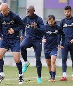 Osmanlıspor'da Alanyaspor maçı hazırlıkları sürüyor