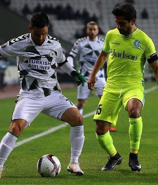 Konyaspor'a son saniye şoku!
