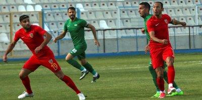 Akhisar, Kayserispor'u tek golle yendi