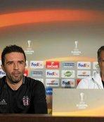 """Güneş: """"Beklentim gol yemeden gol atabilmek"""""""