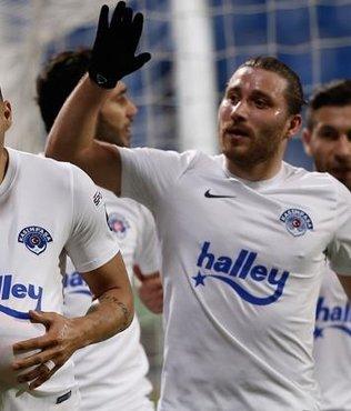 Kasımpaşa 3 puanı 4 golle aldı