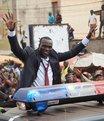 Kamerun'un tarihine geçti!