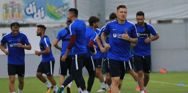Trabzonspor'da Konyaspor hazırlıkları