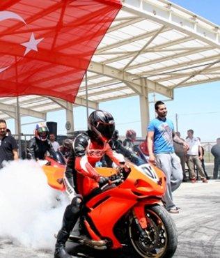 Türkiye Motodrag Şampiyonası