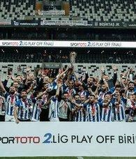 Erzurumspor TFF 1.Ligde