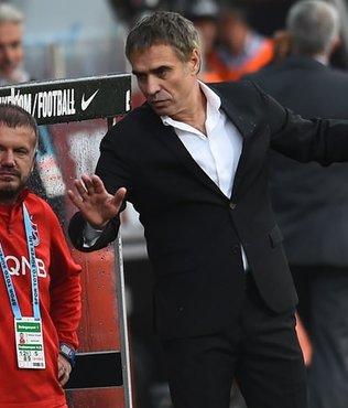 Trabzonspor ve Ersun Yanal'a k�t� haber