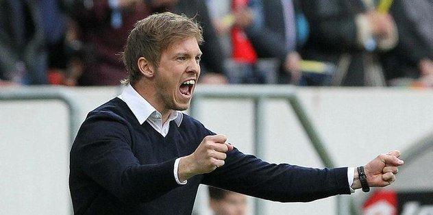 Nagelsmann, Hoffenheim ile nikah tazeledi