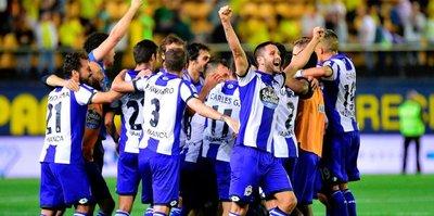 Emreli Deportivo ligde kaldı
