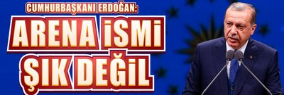 Cumhurbaşkanı Erdoğan: Bir özentidir gidiyor