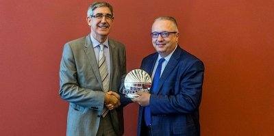Euroleague'de yılın yöneticisi Gherardini