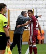 Adriano tamamlayamadı
