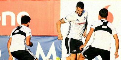 Beşiktaş kafilesi Karabük'e gitti