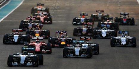 Formula 1'de sezonun son yarışı