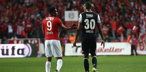 Besiktas miss chance to boost league lead