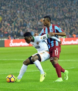 Trabzonspor'da galibiyet serisi sona erdi