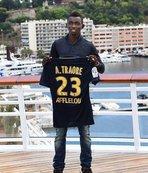 Antalyaspor transferde gaza bastı