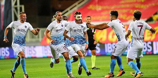 İki farklı Trabzonspor