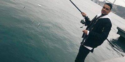 Wiel balıkçılığa başladı!