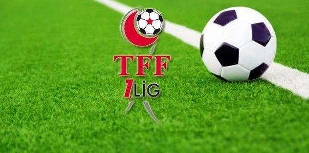 TFF 1. Lig'de fikstür çekildi