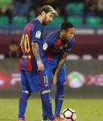 Neymar'dan al haberi