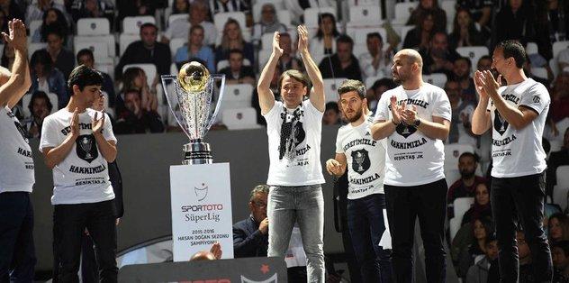 ''Beşiktaş'ı bırakmak çok zor''
