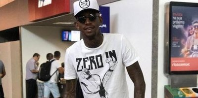 Anderson Talisca İstanbul'a geldi