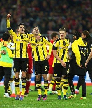 Bayern'in serisi sona erdi