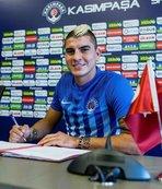 Yeni transfer Rangel'den iddialı açıklamalar