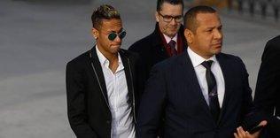 Neymar, ailesi ve eski Barça başkanına hapis istemi
