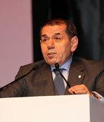 Başkan Özbek'ten kongre sonrası eleştirilere sert yanıt