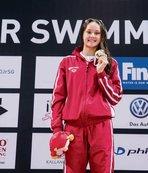 4. İslami Dayanışma Oyunları'nda milli yüzücülerden 8 madalya