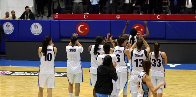 4 Turkish team in EuroCup Women semifinals