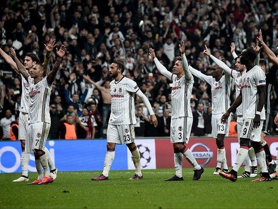Beşiktaş'ın Şampiyonlar Ligi serüveni