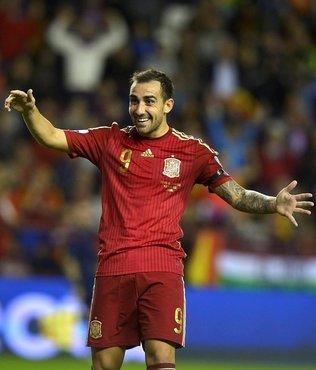 Paco Alcacer Barcelona'da