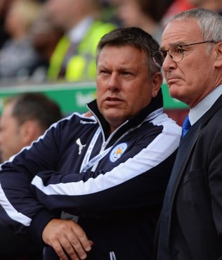 Ranieri'nin yardımcısı göreve getirildi