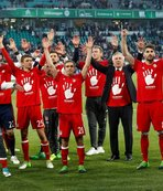 Bavyera ekibi gol oldu yağdı