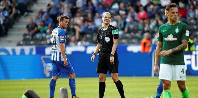 Bundesliga'da bir ilk