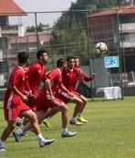 Sivasspor'un yeni sezon hazırlıkları