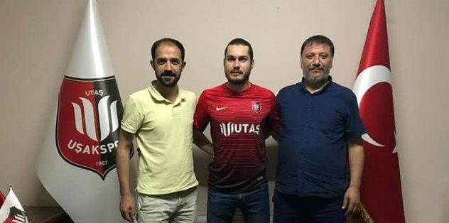 Utaş Uşakspor Kerem'le anlaştı