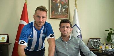 Erzurumspor'da transfer