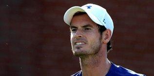 Murray, ilk turda veda etti
