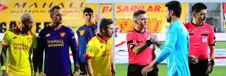 Maç öncesi Volkan ve Sabri krizi!
